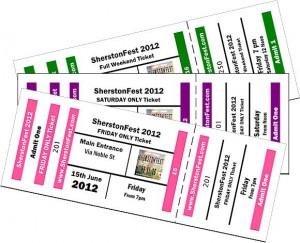 Post Office Ticket