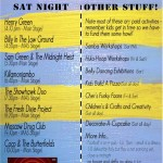 Sat Night Programme